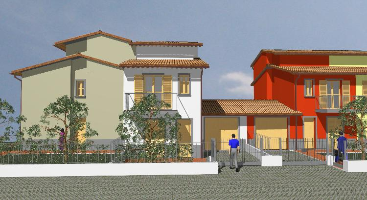 Villa a schiera Scandicci €330.000,00